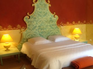 suite rosemonde, le prieure de mouquet Créon-Sadirac, chambre 1 lit double, fr